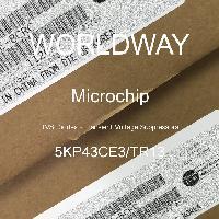 5KP43CE3/TR13 - Microsemi - Diodi TVS - Soppressori di tensioni transitor