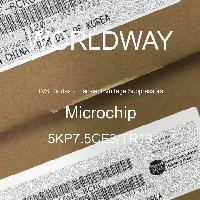 5KP7.5CE3/TR13 - Microsemi - TVS Diodes - Transient Voltage Suppressors