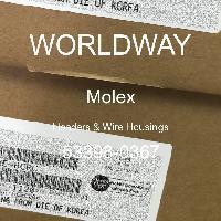 53398-0367 - Molex - Header & Rumah Kawat