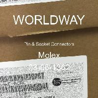03-06-1362 - Molex - ピン&ソケットコネクタ