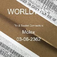 03-06-2362 - Molex - ピン&ソケットコネクタ