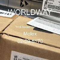 02-09-5170 - Molex - ピン&ソケットコネクタ