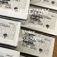 09-18-5069 - Molex - ピン&ソケットコネクタ