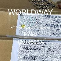 1301350304 - Molex - AC電源プラグおよびレセプタクル
