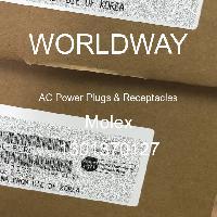 1301370127 - Molex - AC電源プラグおよびレセプタクル