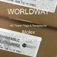 1301460135 - Molex - AC電源プラグおよびレセプタクル