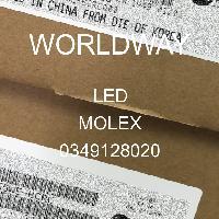 0349128020 - MOLEX - LED