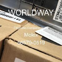 56579-0519 - Molex - Electronic Components ICs