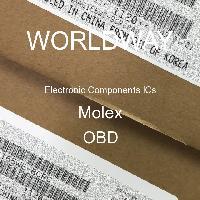 OBD - Molex - 전자 부품 IC