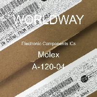 A-120-04 - Molex - Componentes electrónicos IC