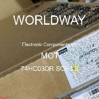 74HC03DR SOP3.9 - MOT
