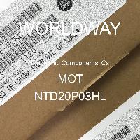 NTD20P03HL - MOT