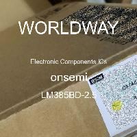 LM385BD-2.5 - Motorola Semiconductor Products