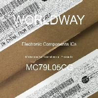 MC79L05CG - Motorola Semiconductor Products