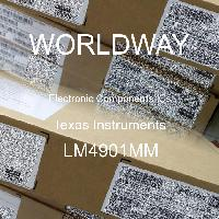 LM4901MM - National Semiconductor Corporation