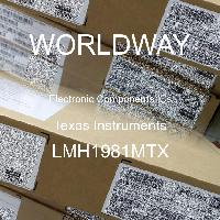 LMH1981MTX - National Semiconductor Corporation