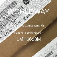 LMH6658M - National Semiconductor