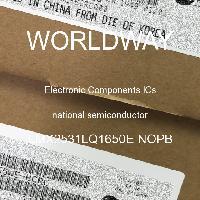 LMX2531LQ1650E NOPB - national semiconductor