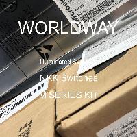 M SERIES KIT - NKK Switches - Illuminated Switches
