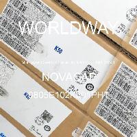 0805E102K501PHT - NOVACAP - Mehrschichtkeramikkondensatoren MLCC - SMD /