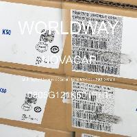 0805G121K501PHT - NOVACAP - Multilayer Ceramic Capacitors MLCC - SMD/SMT