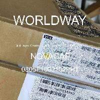 0805F100J102PHT - NOVACAP - Multilayer Ceramic Capacitors MLCC - SMD/SMT