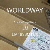 LM4838MTEX - NS