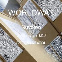 W77E516A40DL - Nuvoton Technology Corp - Microcontrolere - MCU