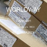 W77L058A25DL - Nuvoton Technology Corp - 마이크로 컨트롤러-MCU