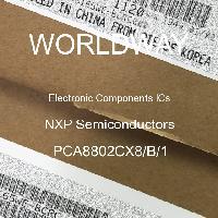 PCA8802CX8/B/1 - NXP Semiconductors