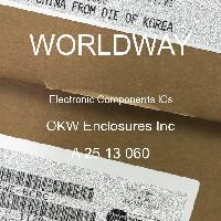 A 25 13 060 - OKW Enclosures Inc - 電子部品IC