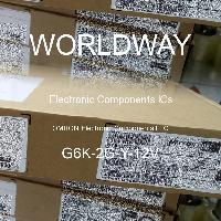 G6K-2G-Y-12V - OMRON Electronic Components LLC