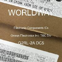 G2RL-2A DC5 - OMRON Electronic Components LLC