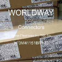 XF3M41151BR100 - OMRON Electronic Components LLC - Connectors