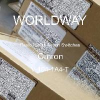 V-104-1A4-T - Omron Electronics Inc-EMC Div - Basic / Snap Action Switches