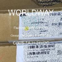 G6DS-1A-H-24VDC - Omron Electronics Inc-EMC Div