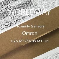 E2A-M12KN08-M1-C2 - Omron - Sensor Kedekatan
