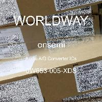 0W653-005-XDS - ON Semiconductor - オーディオA / DコンバーターIC