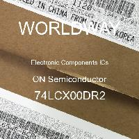 74LCX00DR2 - ON Semiconductor