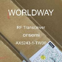 AX5243-1-TW30 - ON Semiconductor - RF Transceiver