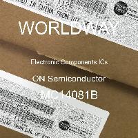MC14081B - ON Semiconductor