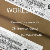 MJL21194G/MJL21193G - ON Semiconductor