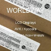 DMF-50081ZNB-FW-BBN - Optrex - Kyocera - LCD Menampilkan