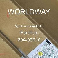 604-00010 - Parallax - Digital Potentiometer ICs