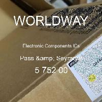 5 752 00 - Pass & Seymour - Circuiti integrati componenti elettronici
