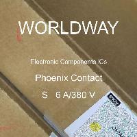 S   6 A/380 V - Phoenix Contact - Electronic Components ICs