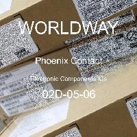 02D-05-06 - Phoenix Contact - CIs de componentes eletrônicos