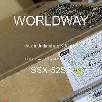 SSX-52SB - Potter Electric Signal Company LLC - Indicadores de audio y alertas
