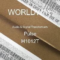 H1012T - Pulse Electronics Corporation - オーディオおよび信号トランス