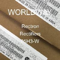 05H3-W - Rectron - Rectifiers